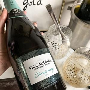 Riccadonna Chardonnay Espumante Brut 750 ml