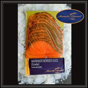 Trucha Marinado Nordico GRAVLAX (Ahumado Gourmet) (Corte de 0,30 kg)