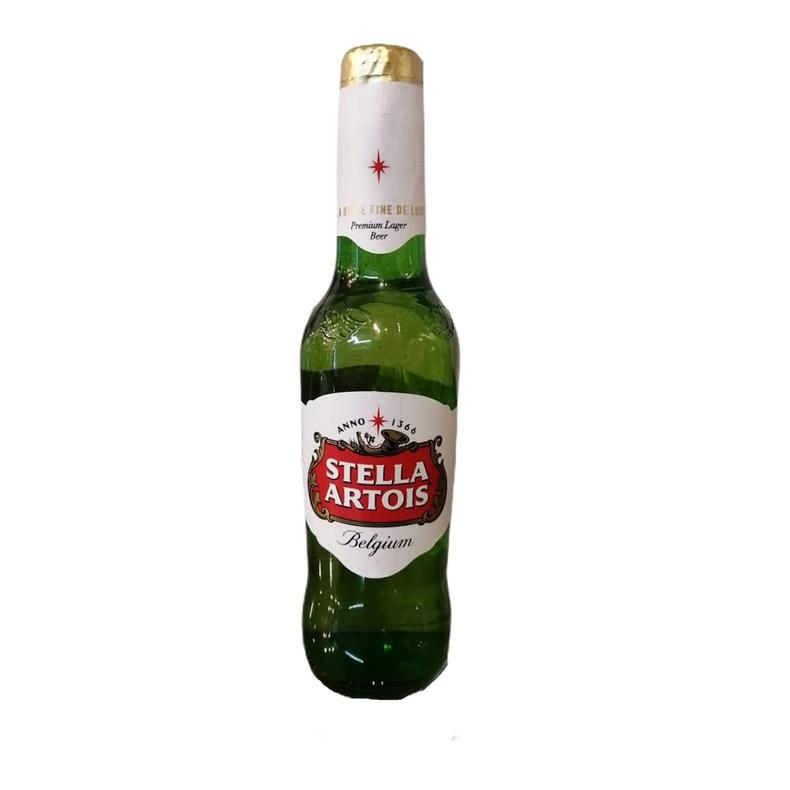 Cerveza Stella Art Botella 330 cc (DESA)