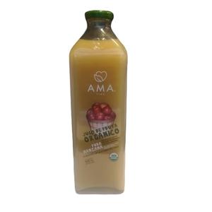 Jugo de Manzana Organico 1lt (Logo)