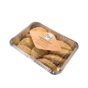 Empanaditas mechada y queso  (Positano)