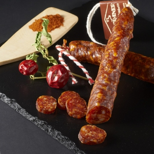 Chorizo Curvo Picante (granarolo)