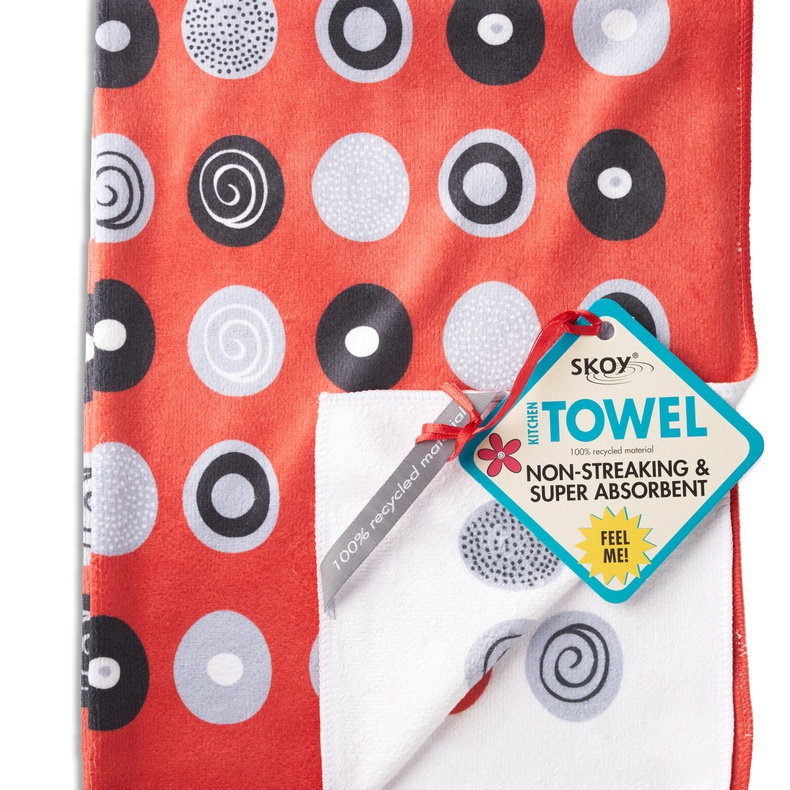 Skoy Towel Rojo