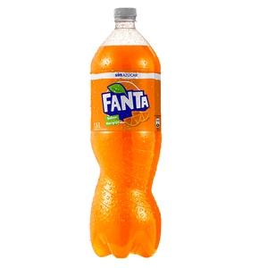 Fanta Zero Pet 1,5lts.