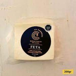 Queso De Cabra Feta (BUBA) 200 gr