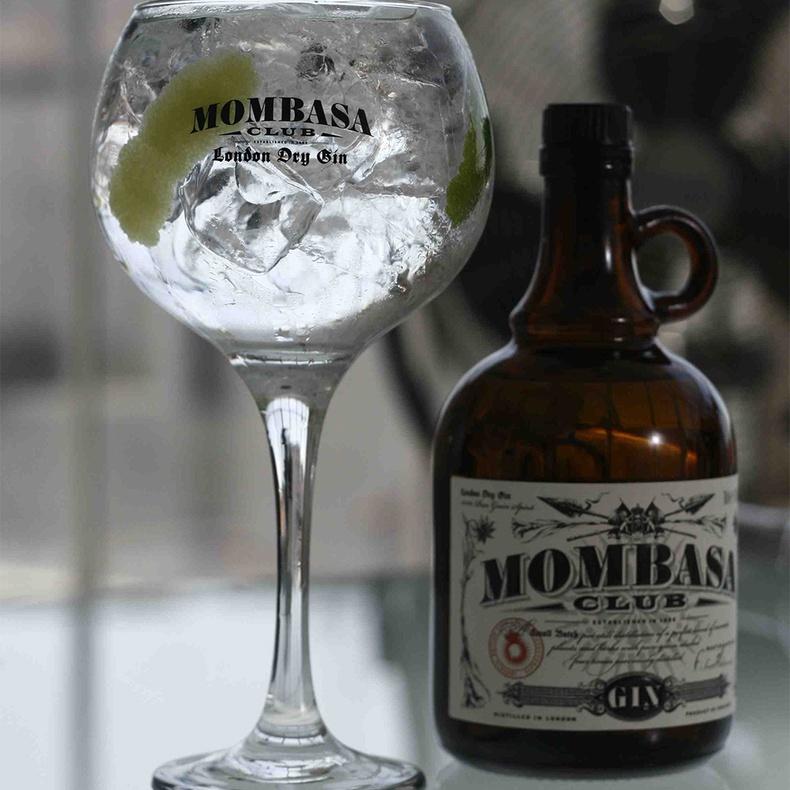 Gin Mombasa Club 700ml