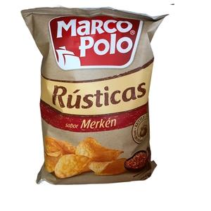 Papas Rusticas Merken 185 Gr Marcopolo