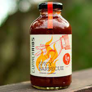 Salsa barbecue Spicy (Curacaribs)