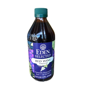 Red Wine Vinager 473ml (Eden)