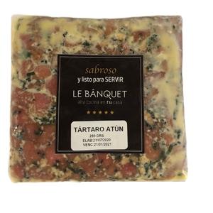 Tartaro de Atun (Le Banquet)