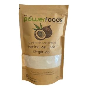 Harina de Coco Organica 500gr (Powerfoods)