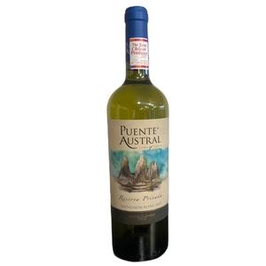 Vino Sauvignon Blanc R.P Puente Austral
