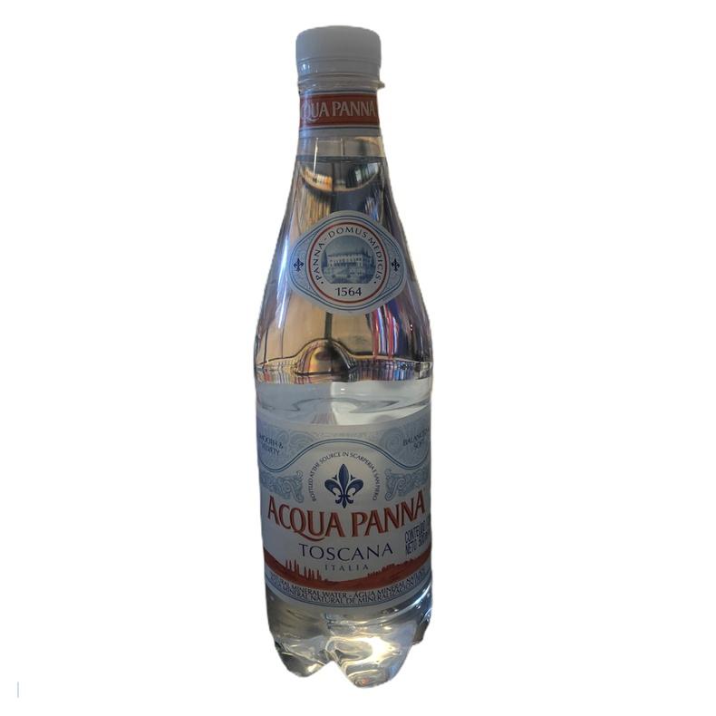 Agua Panna natural s/g Pet 500 ml