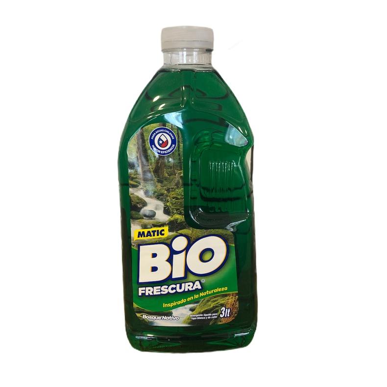 Detergente Liquido BIO 3 Lt