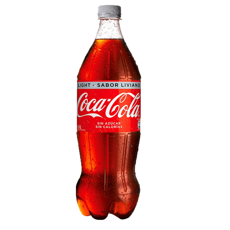 Coca Cola Light Pet 1,5lts.