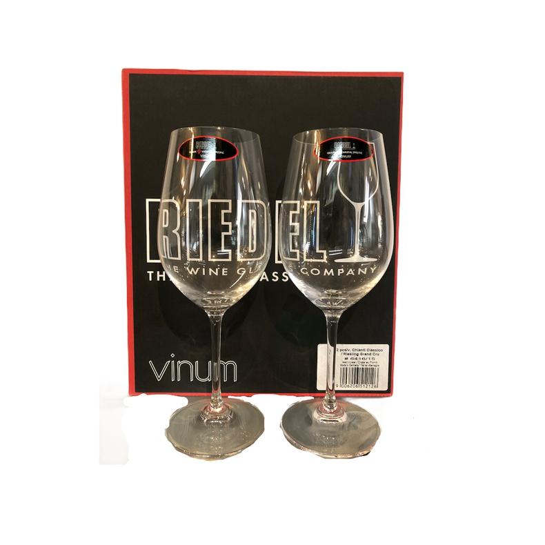 Set 2 Copas Riedel Chianti Classico (Wine House)