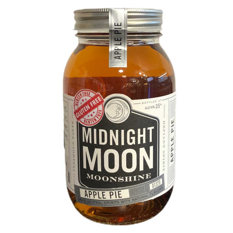 Whisky Midnight Moon Aple Pie 750ml (Reinerowines)