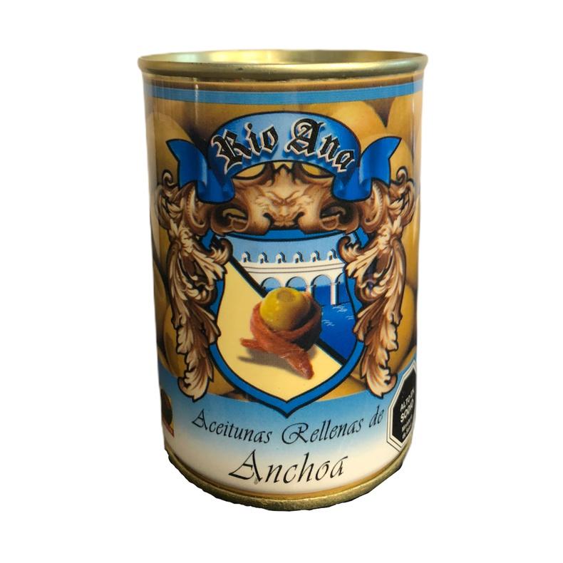 Aceituna Rio Ana Anchoas 300gr
