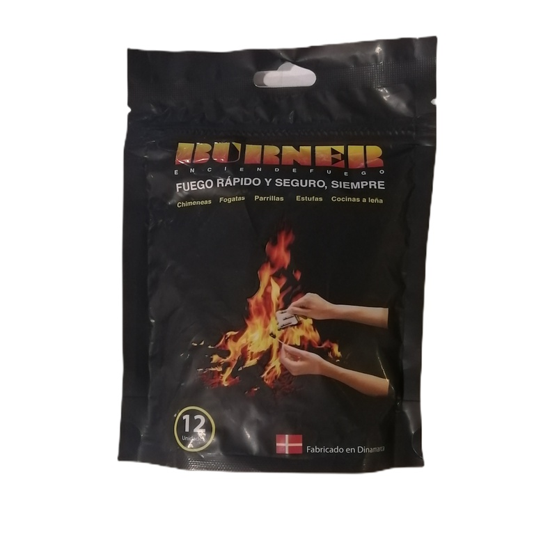Enciende Fuego (Burner)