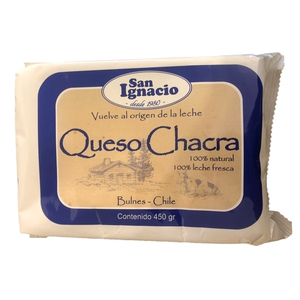Queso Chacra 450 Gr