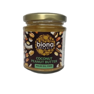 Coconut Peanut Butter 170gr