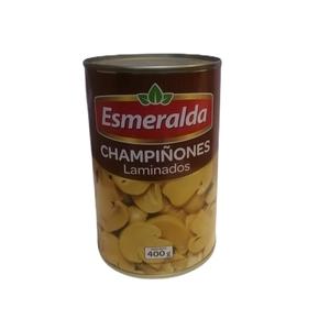 Champiñon Laminado Esmeralda 400gr