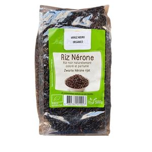 Arroz Negro Organico Riz Nerone 500gr