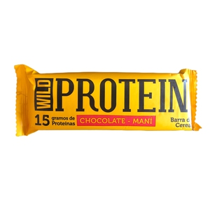 Protein Bar Chocolate Mani Uni Wilfoods