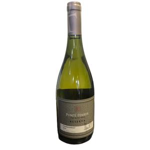 Vino Reserva Chardonnay  Punti Ferrer 750cc