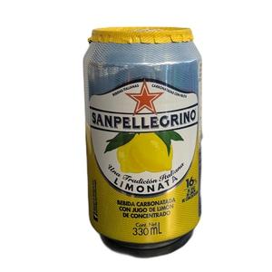 Agua Sanpellegrino Cans Limonata 330ml. (Premium B