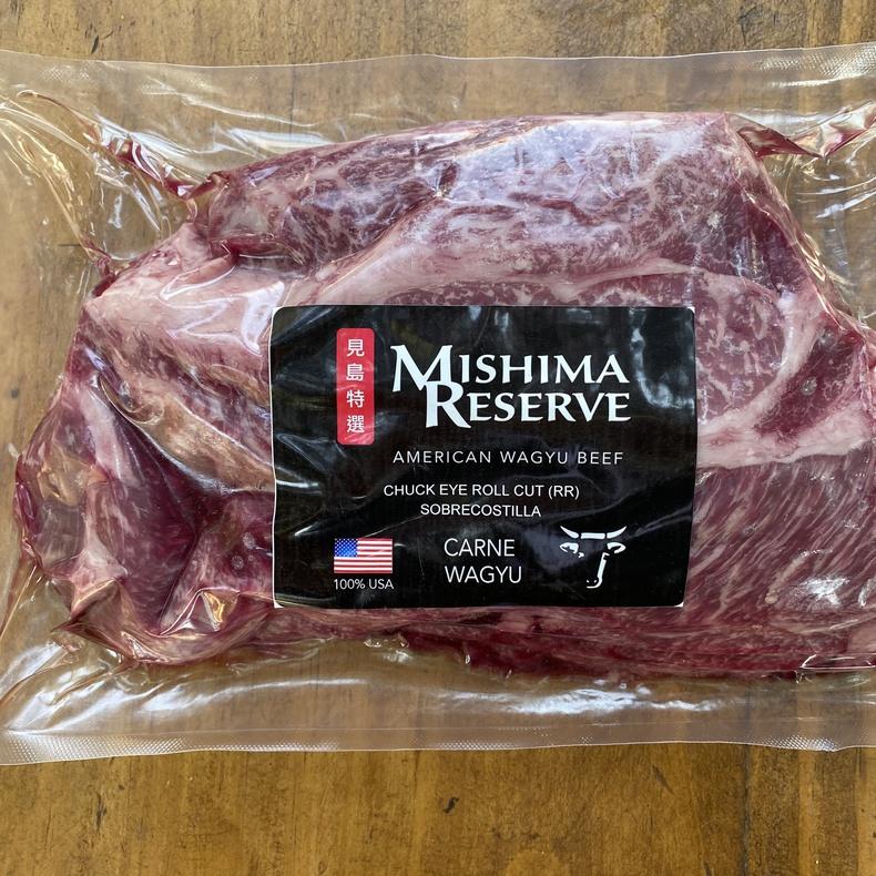 Asado americano Wagyu (Mishima Reserve) (Corte de 1,00 kg)