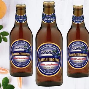 Cerveza Kunstmann Arandano 330cc