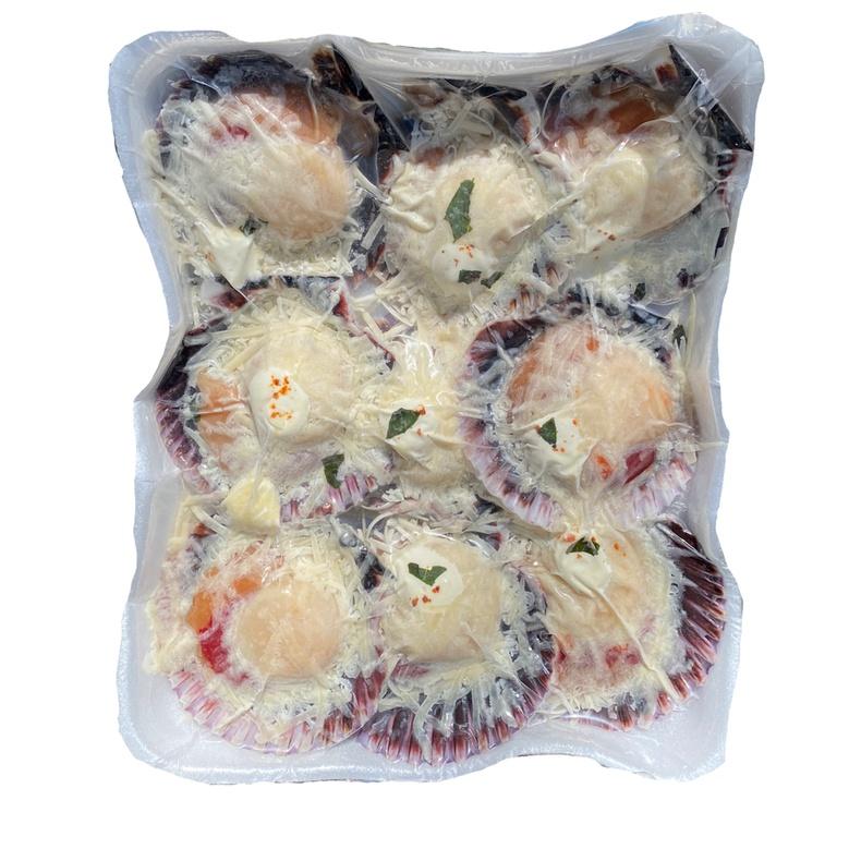 Ostion a la Parmesana 10 Udes (PATAHE)
