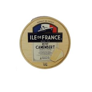 Petit Camembert Ile de France (Santa Rosa)