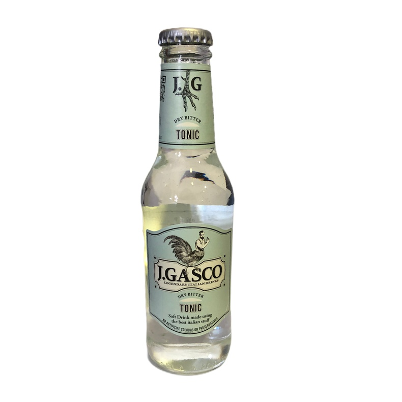 Tonica J.Gasco Dry Bitter 200ml