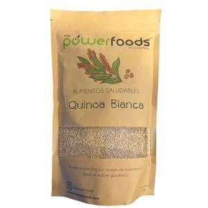 Quinoa Blanco 500gr (Powerfoods)