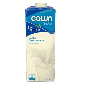 Leche Colun Descremada sin Lactosa 1 LT
