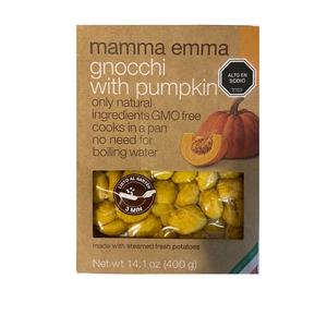 Gnocchi con papa y zapallo (Mamma Emma)