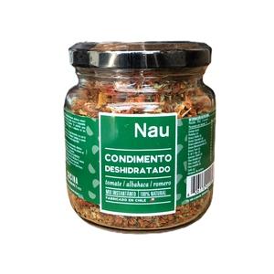 Condimento Desh Tomate Albahaca 40gr (Nau)
