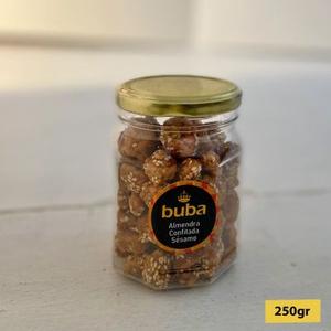 Almendra Confitada con Sesamo (Buba) 230 gr