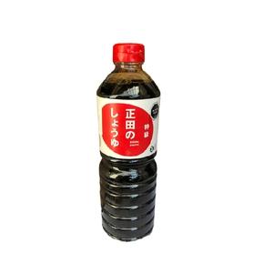 Salsa de Soya Shoda Shoyu 500 ml