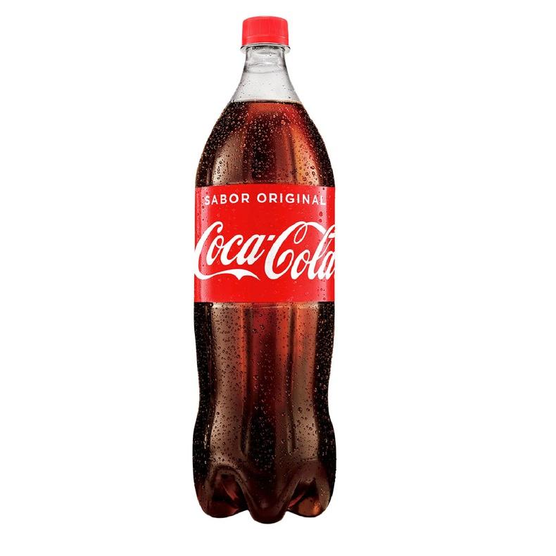Coca Cola Normal Pet 1,5lts.