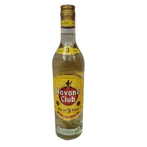 Ron Blanco Havana Club 3 Años (PC)