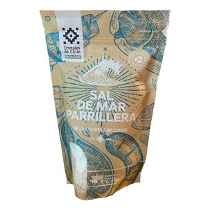 Sal Parrillera de Mar (cristales de Chile)