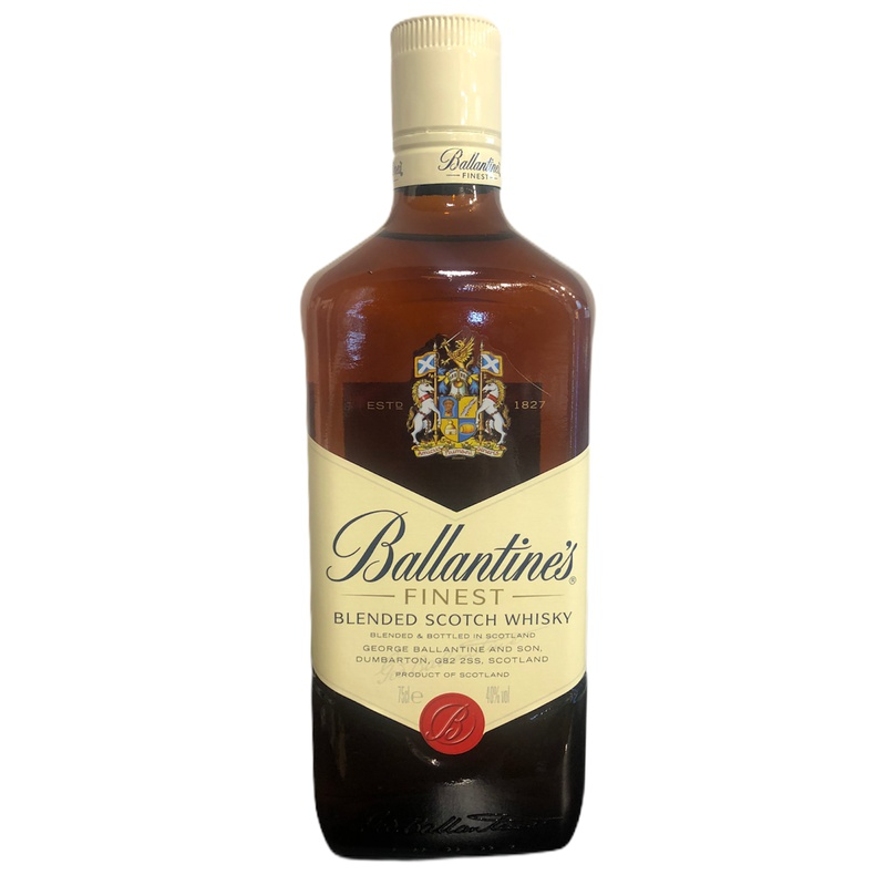 Whisky Ballantines 6 años 40GL. (Portugal )