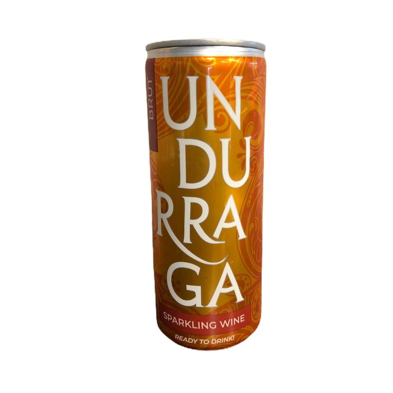 Sparkling Wine Undurraga Brut 250ml