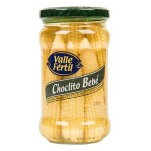 Choclito Bebe Valle Fertil 310 Gr