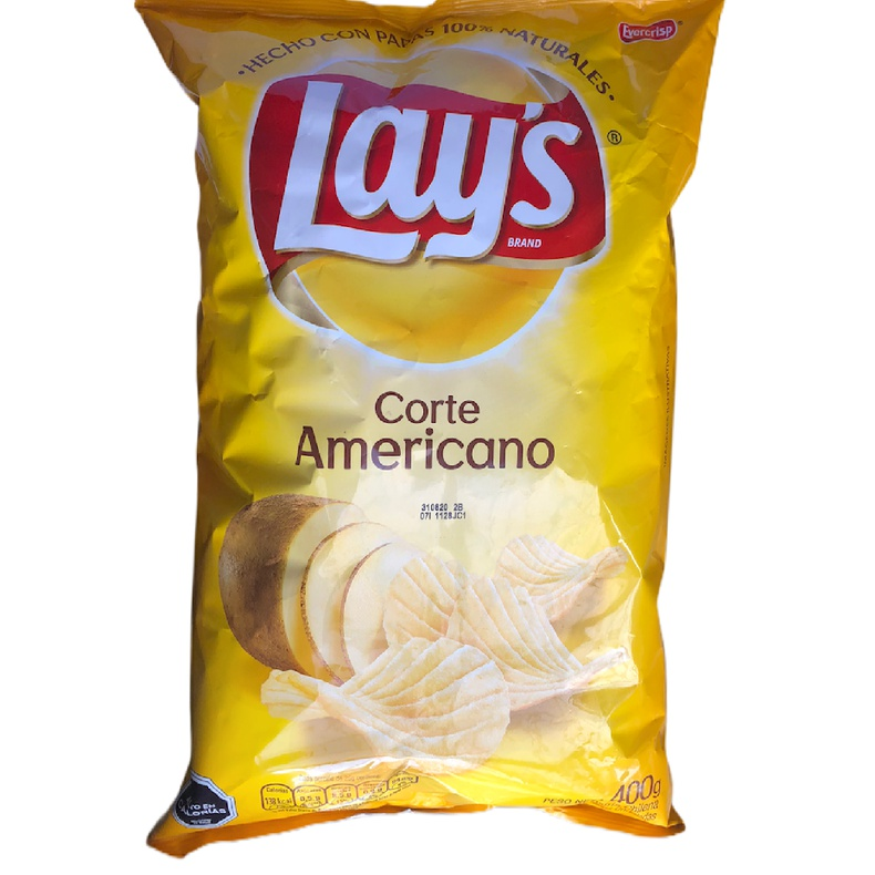 Lays T/A 400 Gr