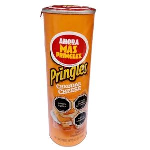 Pringles Cheddar Cheese 185 Gr
