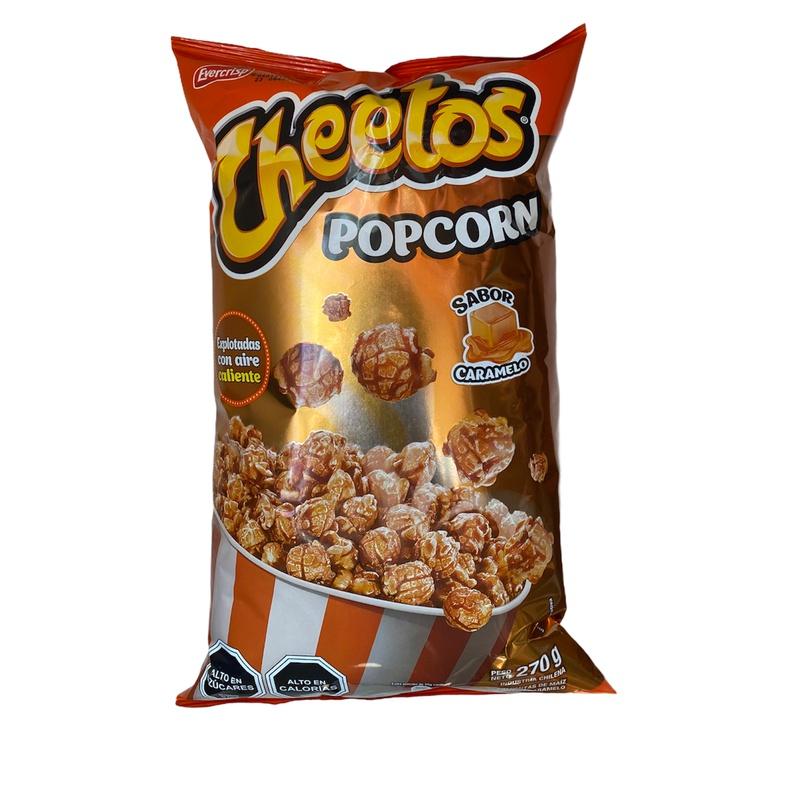 Cheetos Pop Corn Caramelo 270gr